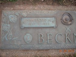 Hansford H Beckner