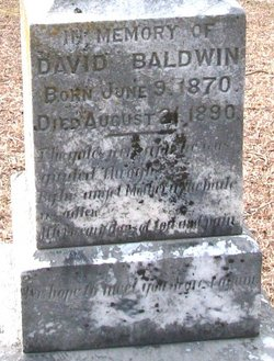 David Baldwin