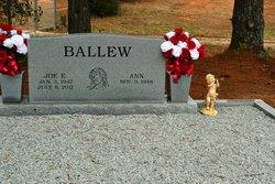 Joe Edward Ballew