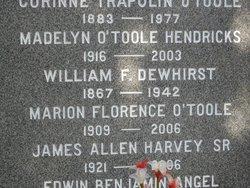 Marion Florence O'Toole