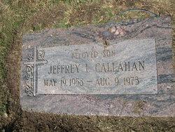 Jeffrey Lynn Jeff Callahan