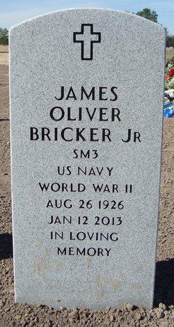 James Oliver Jim Bricker, Jr