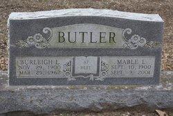 Mable Lillian <i>Bush</i> Butler