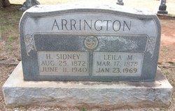 Henry Sidney Arrington