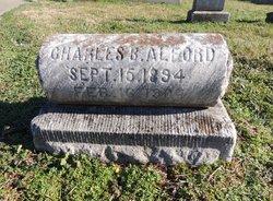 Charles B Alford
