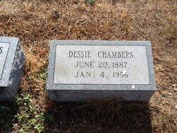 Dessie <i>Sherwood</i> Chambers
