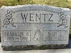 Franklin Ellsworth Skinny Wentz