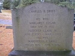 Marguerite E. <i>Swift</i> Clark