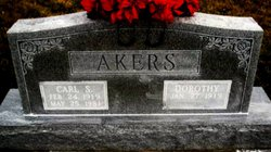 Dorothy C <i>James</i> Akers