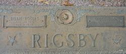 Billie <i>Rogers</i> Rigsby