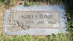 Agnes Elizabeth <i>Rehm</i> Lemon