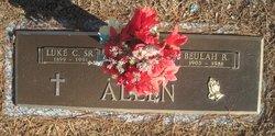 Luke C Allen, Sr