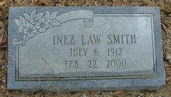 Inez <i>Law</i> Smith