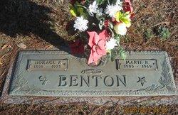 Marie <i>Branch</i> Benton