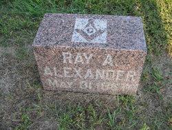 Ray A. Alexander