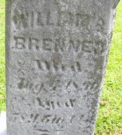 William B Brenner