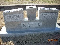 Bessie <i>Pegram</i> Mayer