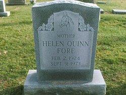 Helen <i>Quinn</i> Fore
