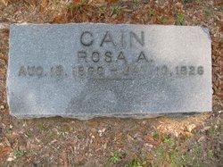 Rosa A. Cain
