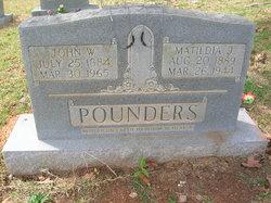 John Wesley Pounders