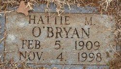 Hattie M. O'Bryan