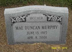 Lizzie Mae <i>Duncan</i> Murphy