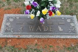 Fannie M <i>Barber</i> Wade