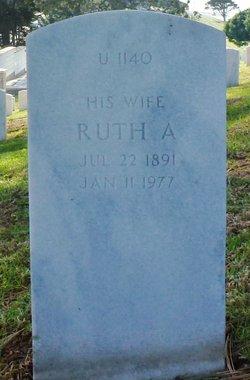 Ruth A <i>Spears</i> Bone