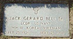 Jack Gerard Bell, Sr