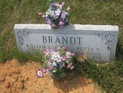 Retta Virginia <i>Delawder</i> Brandt