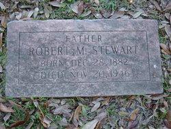 Robert M Stewart