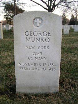 George Mair Munro, Sr