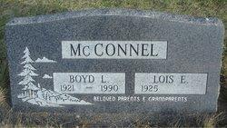 Boyd L McConnel