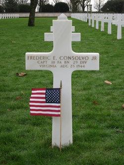 Capt. Frederic Egner Consolvo, Jr