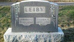Esther Ann Hester <i>Leiby</i> Leiby
