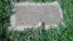 PFC Richard Graham Allen