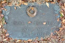 Carl D Tanner