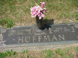 PFC Paul Cornelius Huffman
