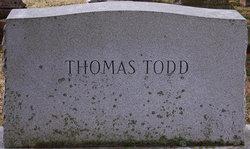Capt Thomas Stewart Todd
