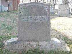 Violet Lee Alexander