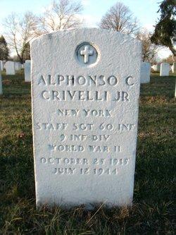Alphonso C Crivelli, Jr
