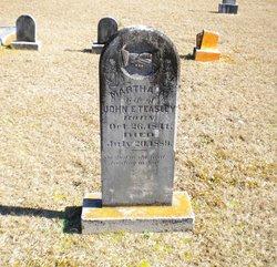 Martha Ann <i>Burden</i> Teasley