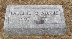 Mary Pauline Adams
