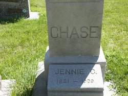 Jennie C. Lola <i>Dimmitt</i> Chase