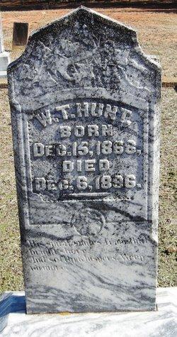W. Thomas Hunt