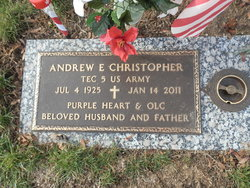 Andrew E Christopher