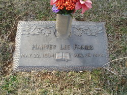 Harvey Lee Farris
