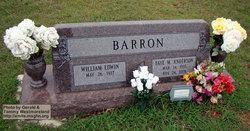 William E. Billy Barron