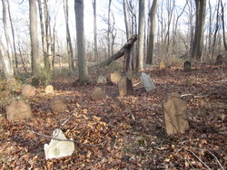Ancient Walling Family Burial Ground