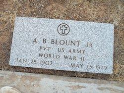A B Blount, Jr